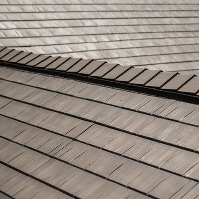 metal shingles in NWA