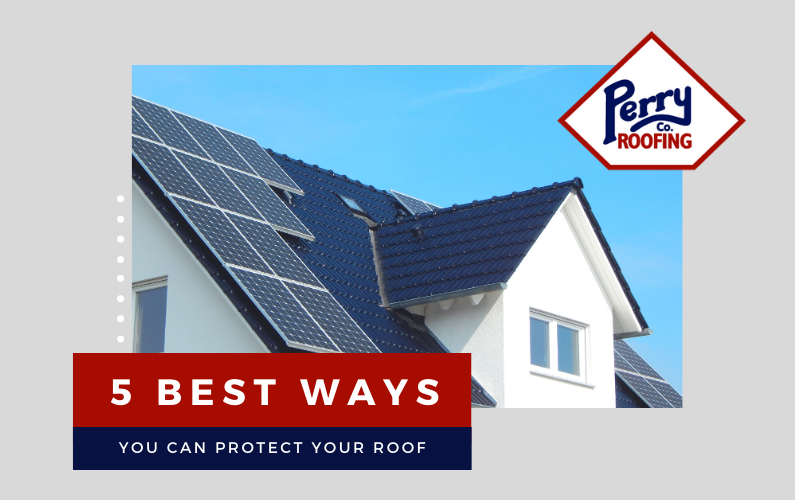 5 Best Ways You Can Protect Your Roof
