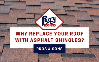 Why Replace Your Roof with Asphalt Shingles? Pros & Cons