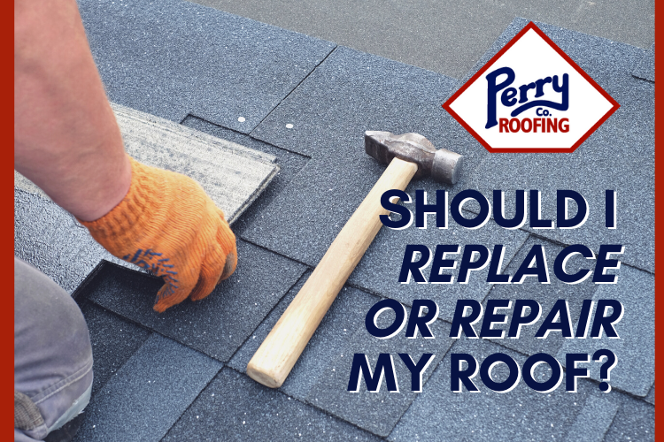 Should I Replace or Repair My Roof?