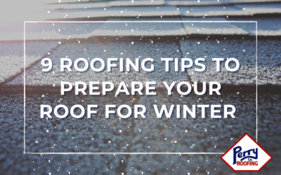 9 Roofing Tips to Prepare Your Roof for Winter