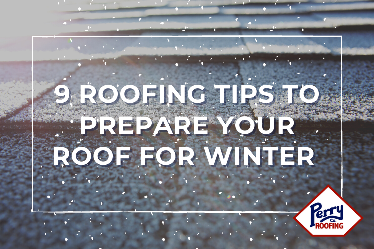 roofing tips, prepare your roof for winter, roof repair, roof replacement, northwest arkansas, roofing company,