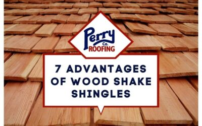 7 Advantages of Wood Shake Shingles